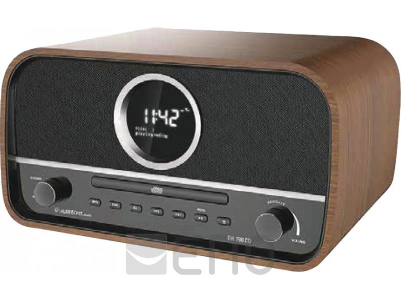 Albrecht DR 790 CD Hybridradio