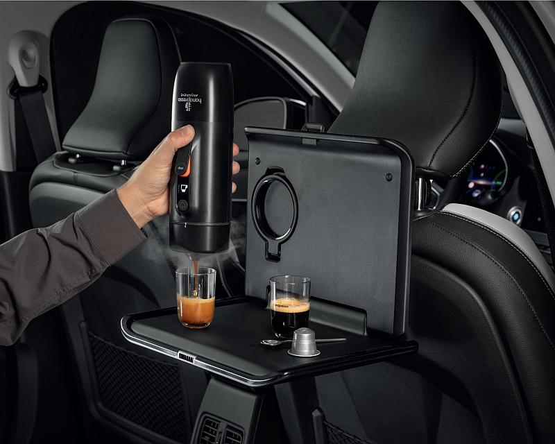 Mobile Kaffeemaschine Handpresso