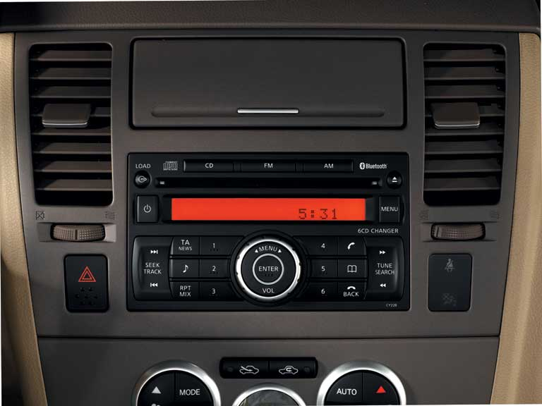 Autoradio-CD Kombination 2-DIN