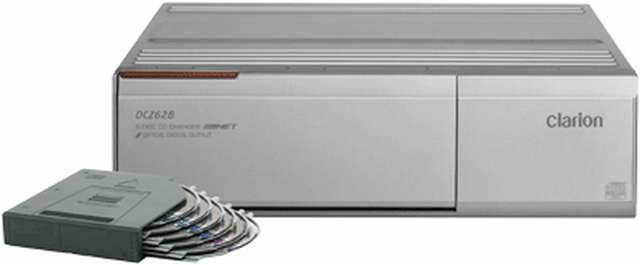 AR Clarion DCZ 628 6fach CD Wechsler mit Ce-NET