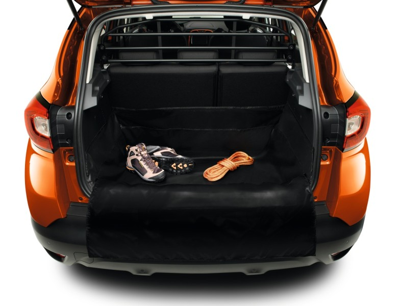 Kofferraumschutzmatte, temporär