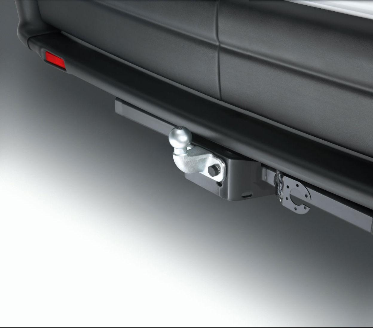 Kugelkopf Standard für Anhängerkupplung feststehend