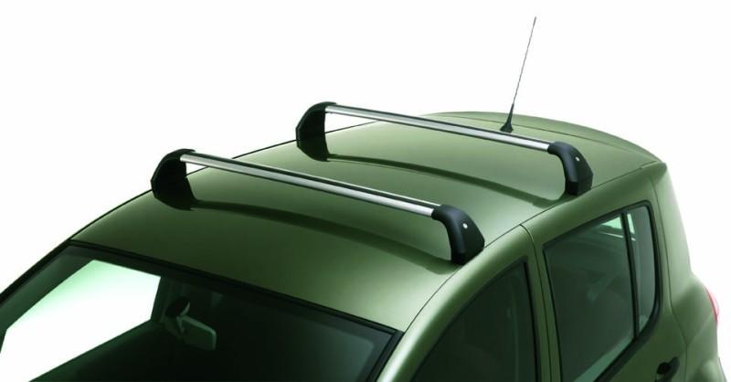 Dachträger, Touring Line aus Stahl
