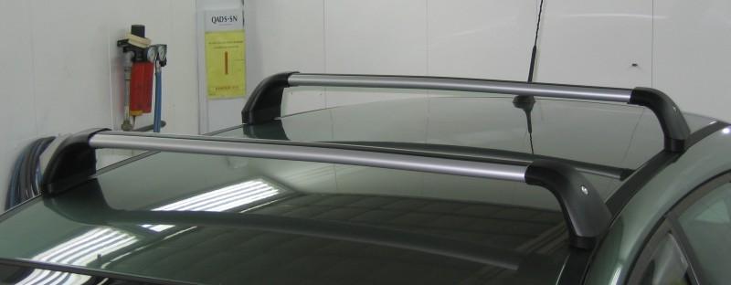 Dachträger, Touring Line aus Aluminium
