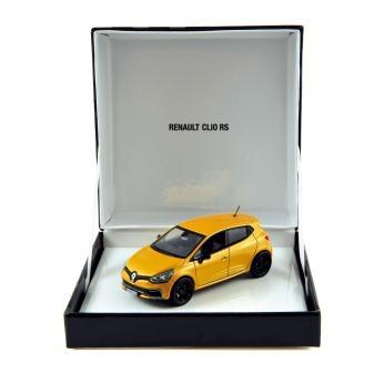 Modellauto Clio IV gelb