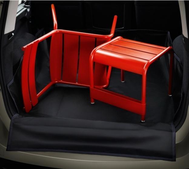 Kofferraumschutzmatte