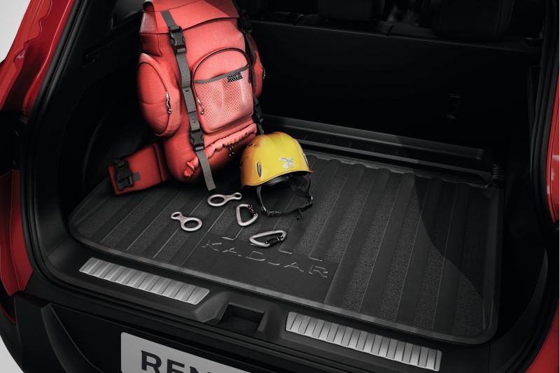 Kofferraumschutzwanne