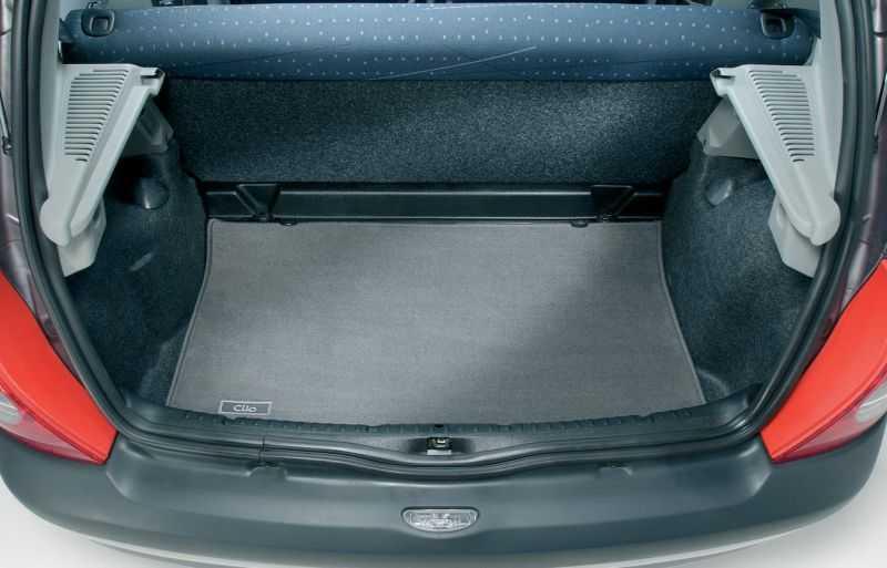 Kofferraumteppich