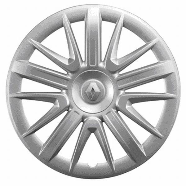 """Radzierblende """"Eldo"""", mit Renault Logo (4 Stück)"""