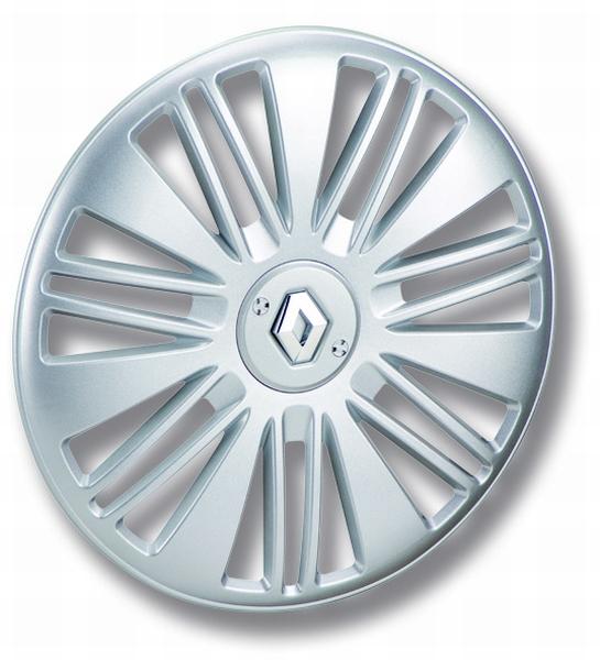 """Radzierblende """"Escurial"""", mit Renault Logo (4 Stück)"""