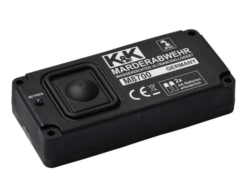Ultraschall-Marderabwehrsystem M8700