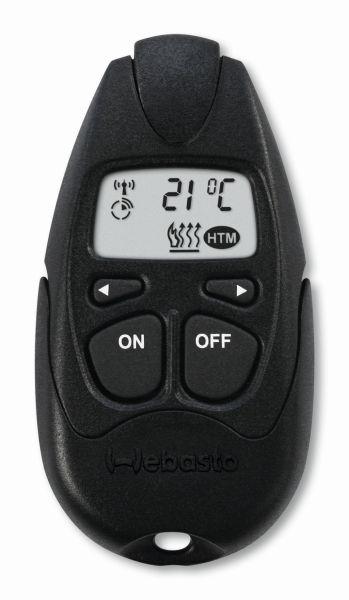 Bedienelement: Telestart T100 HTM, schwarz, für TT EVO